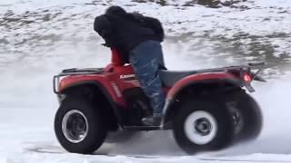 Winter Ice Drift.
