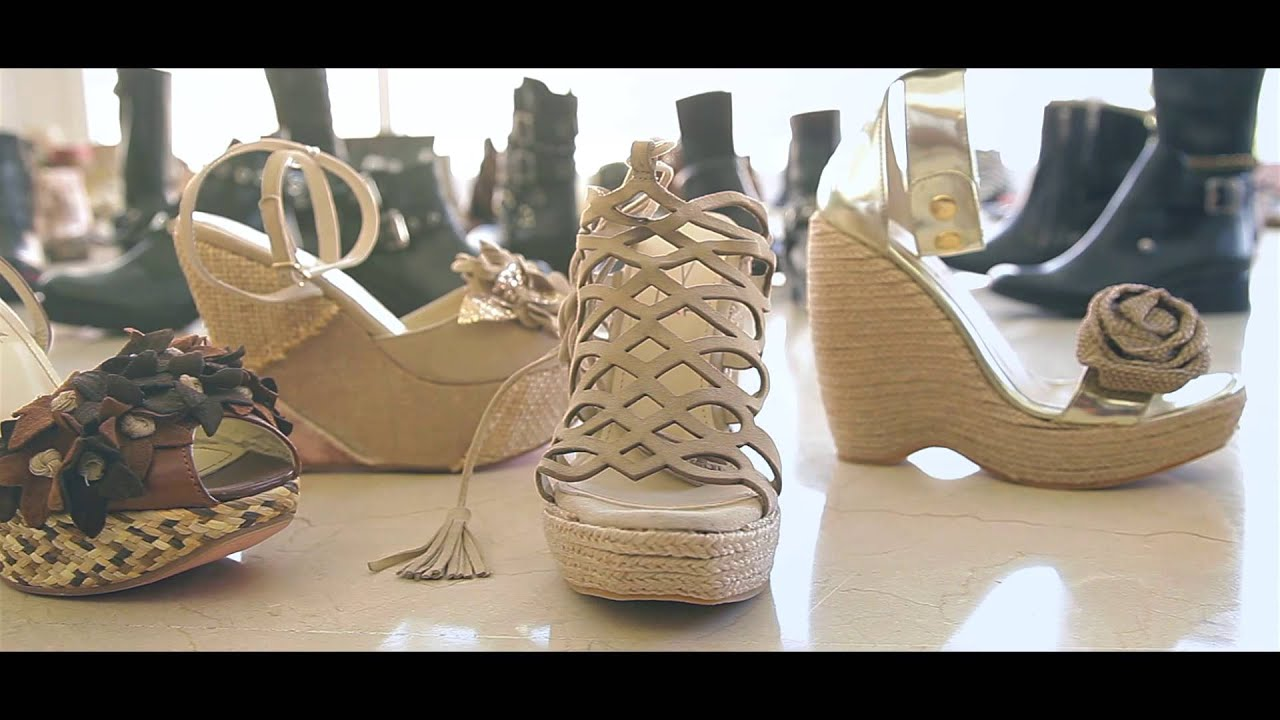 Shoes design made in spain youtube for Made design