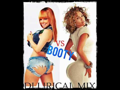 La Materialista vs Jennifer Lopez & Iggy Azalea  – Booty de Goma (Remix Oficial)(2K15)