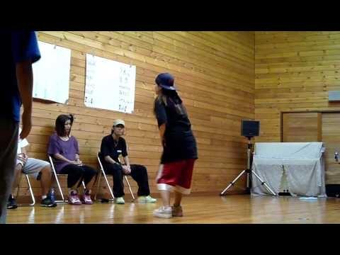 Peji vs Nagi @ 夏合宿 Battle 2010
