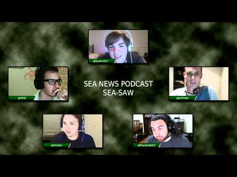 SEA News Podcast - Episode 1
