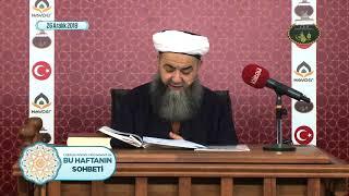 Cübbeli Ahmet Hocaefendi Ile Bu Haftanın Sohbeti 26 Aralık 2019