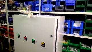 Motorized Changeover / Transfer Switch