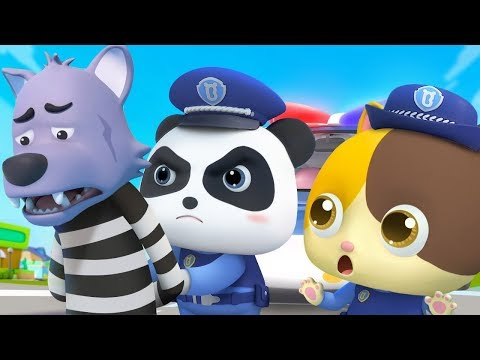 Policeman Keeps Everyone
