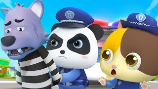 Download Policeman Keeps Everyone Safe | Doctor Cartoon, Fire Truck | Nursery Rhymes | Kids Songs | BabyBus Mp3 and Videos