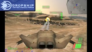 Dropship: United Peace Force ... (PS2)