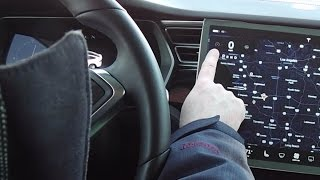 Storno Model 3 wegen Quer-Display ?
