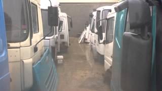 видео разборка грузовиков