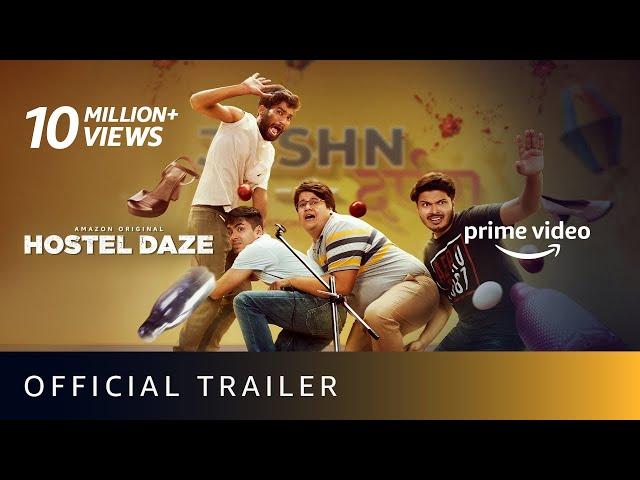 Hostel Daze Season 2 - Official Trailer   Amazon Original