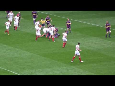 Josh Lewis rugby highlights