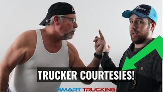 The 5 (Unwritten) Rules of Truck Driver Manners