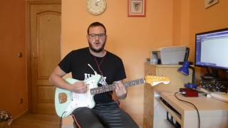 Baixar Bruno Mars - 24k Magic (Guitar Cover chords)