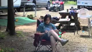 Adamson-Kron Camping 2010