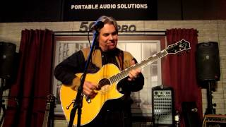 Doyle Dykes NAMM 2013 - Wabash Cannonball.MOV