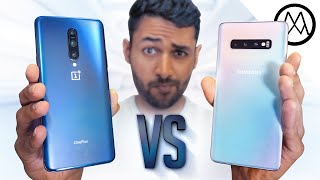 Download OnePlus 7 Pro vs Samsung Galaxy S10 Plus Mp3 and Videos