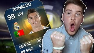 CRISTIANO RONALDO TOTS in a Pack!! L' HO TROVATO! [TOTS PACK OPENING] - Fifa 15 Ultimate Team