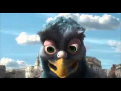 Голуби против орлов мультфильм