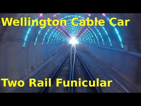 "Wellington ""Funicular"" Cable Car"
