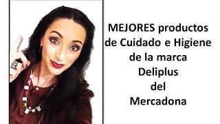Mejores productos de Cuidado e  Higiene de Deliplus, del Mercadona.