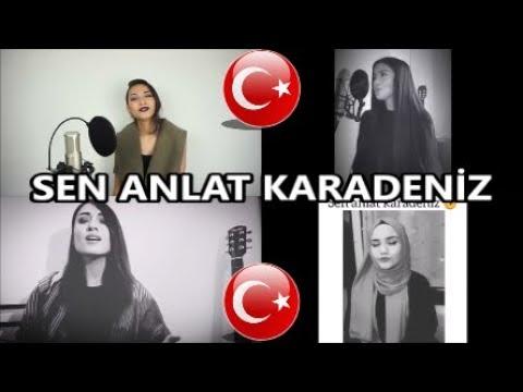 Who Sang It Better: Sen Anlat Karadeniz (Derya Ürkmez, Mehtab, Elif Türkyılmaz, Dilruba Yıldırım)