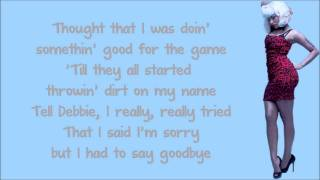 Repeat youtube video Nicki Minaj - Can Anybody Hear Me Lyrics Video