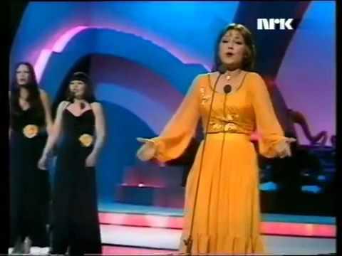 Eurovision 1977   Marie Myriam   L'oiseau et l'enfant
