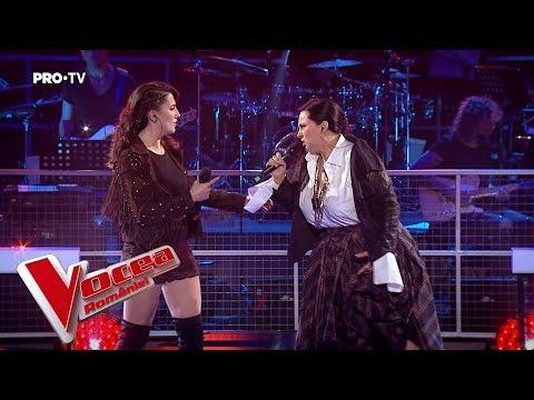 Claudia vs Izabela - Cry baby | Battle 4 | The Voice of Romania 2018