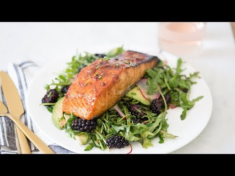 How To Make Brown Sugar Glazed Salmon
