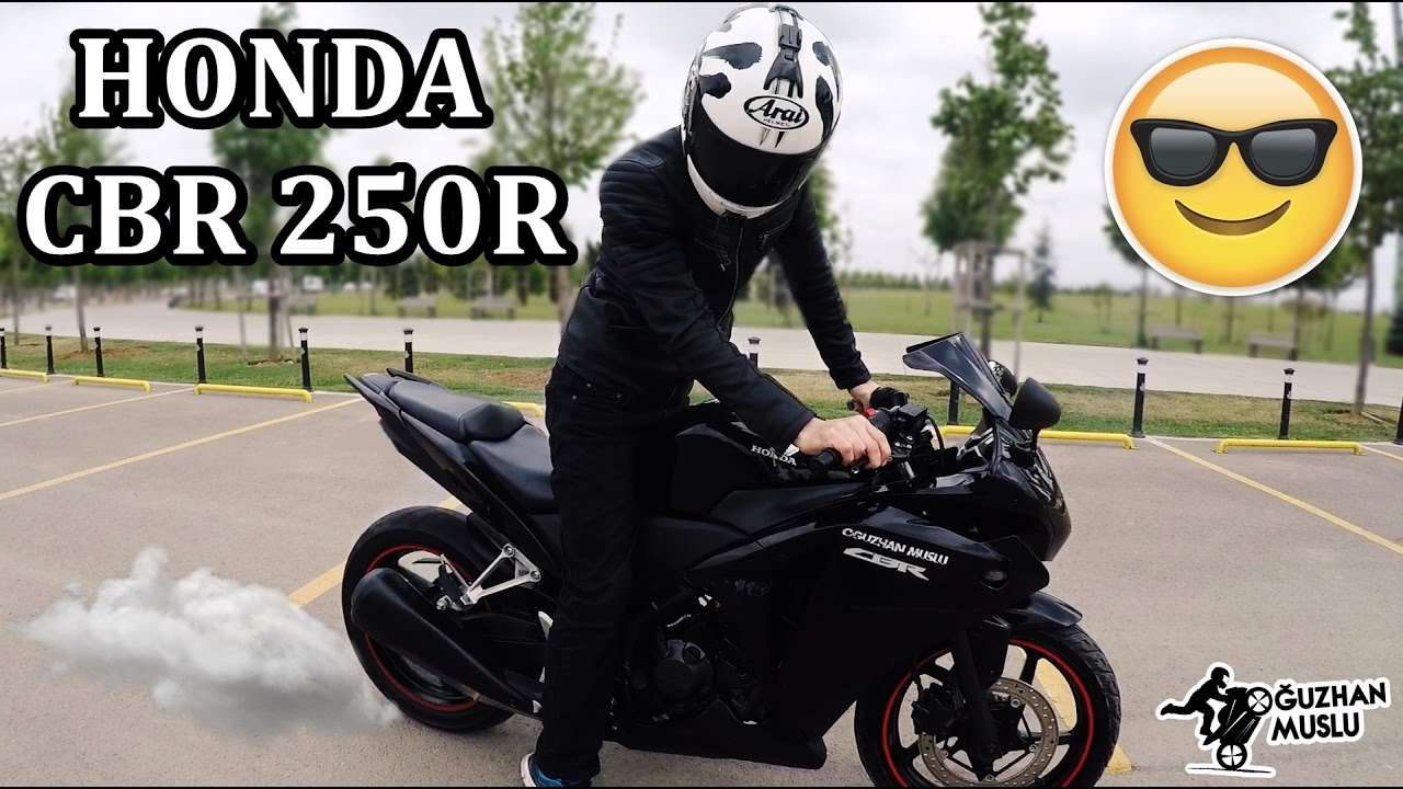 yeni motorum honda cbr  modifiye yaptim motovlog youtube