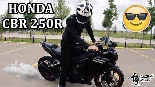 Yeni Motorum HONDA CBR 250R + Modifiye yaptım - MotoVlog#45