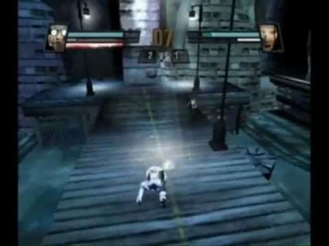 Marvel Nemesis: Rise Of The Imperfects PS2 Gameplay #4 ...  |Marvel Nemesis Johnny Ohm