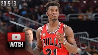Jimmy Butler Full Highlights at 76ers (2016.01.14) - 53 Pts, 10 Reb, UNREAL!