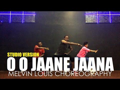 O O Jaane Jaana | Melvin Louis Choreography | Studio Version | Pyaar kiya toh Darna kya