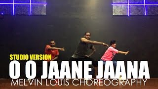 Download O O Jaane Jaana | Melvin Louis Choreography | Studio Version | Pyaar kiya toh Darna kya MP3 song and Music Video