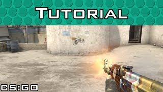 Spray Pattern Tutorial CS:GO