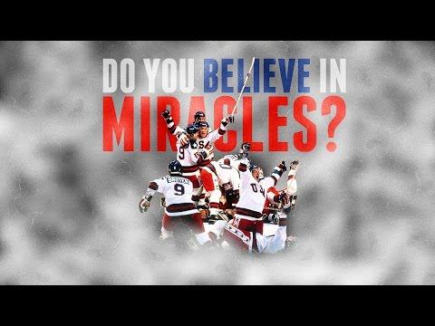 """""""Miracle On Ice"""" - 1980 U.S Hockey Team Music Video / Tribute"""