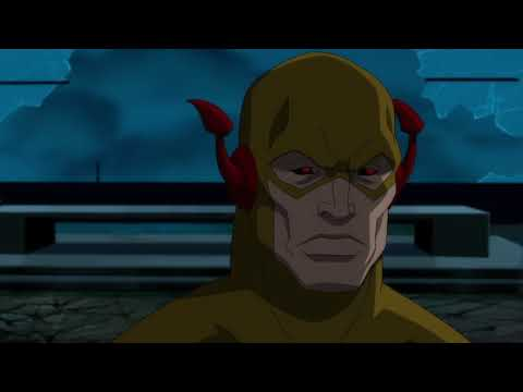Suicide Squad  Hell to Pay ( Zoom explains that he was killed by Batman )