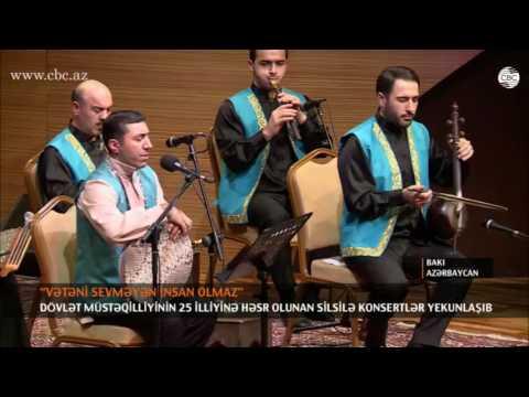 """""""VƏTƏNİ SEVMƏYƏN İNSAN OLMAZ"""""""