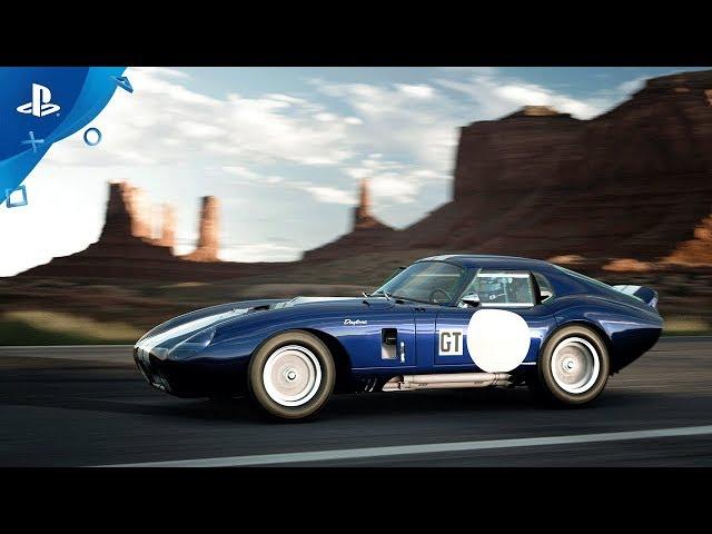 Gran Turismo Sport - August Update 1.25 | PS4