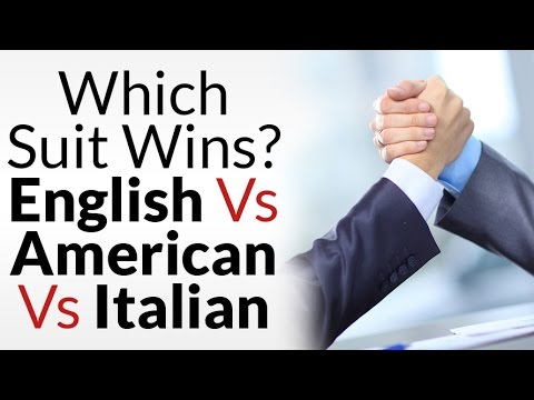 american vs english vs italian suits which suit style