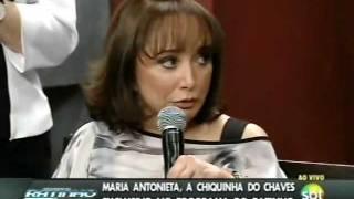 Ratinho entrevista Chiquinha
