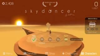 Sky Dancer gameplay en Español - Bekner Game