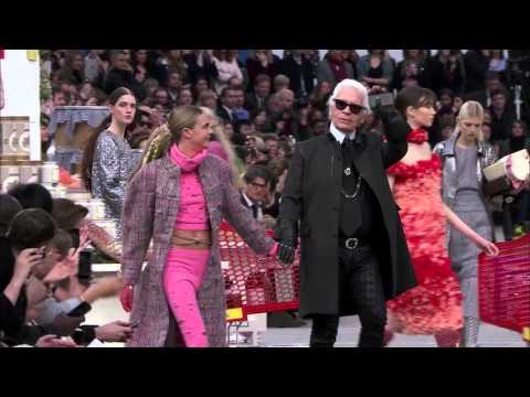 Yves Saint Laurent/ Karl Lagerfeld