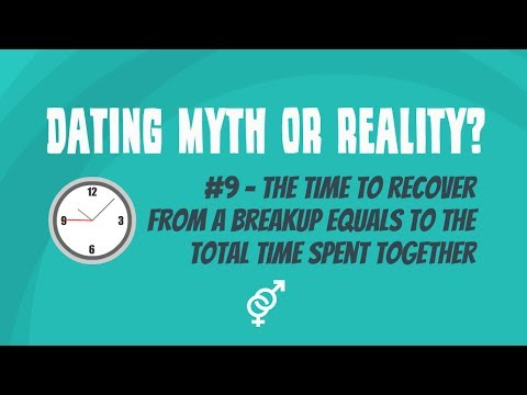 #9 - Dating Myth Or Reality? –Breakup Recovery Depends On The Time Together