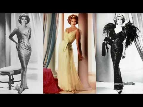Hollywood Legend CYD CHARISSE - The ultimate Dancing Queen - LEGS, LEGS, LEGS