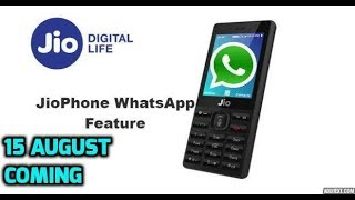 jio phone whatsapp kab aayega