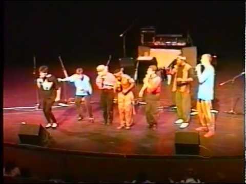 Juba's final concert - 1995