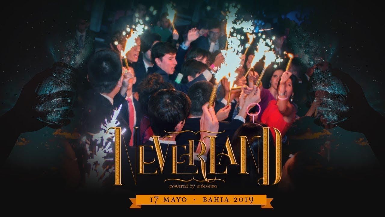 Neverland Show 17 Mayo Powered By Unievento