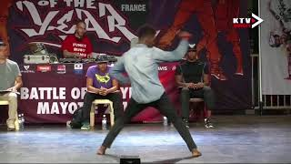 Ambiance BATTLE OF THE YEAR Mayotte 2017