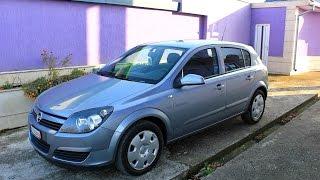 Opel Astra H 2004 1.6